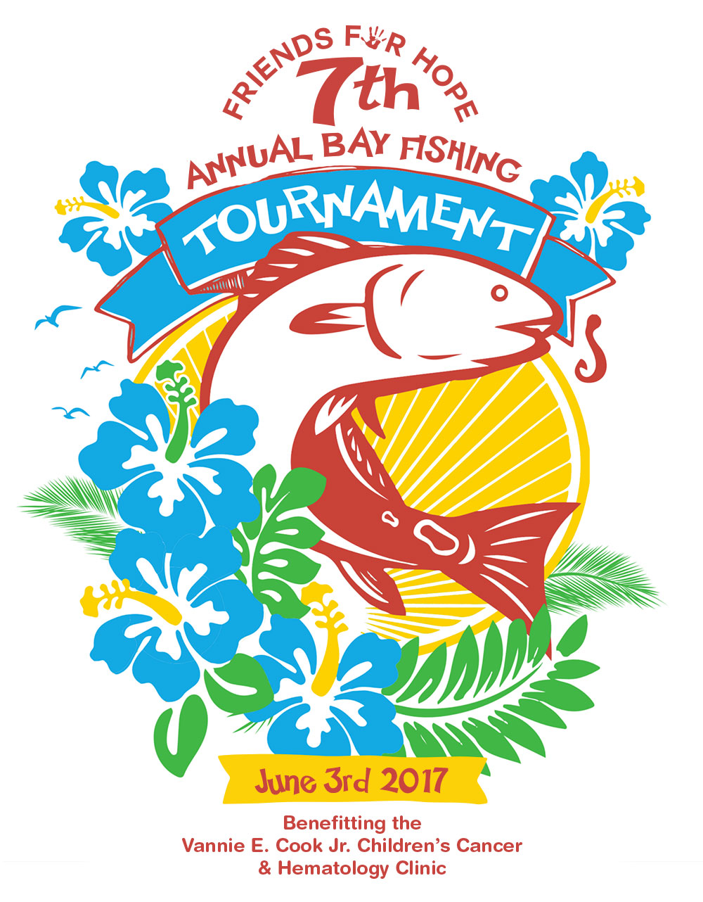 fishing tournamentfriends for hope